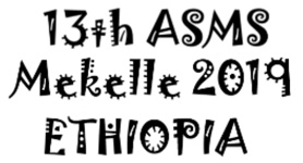 The 13th African Small Mammal Symposium (ASMS)